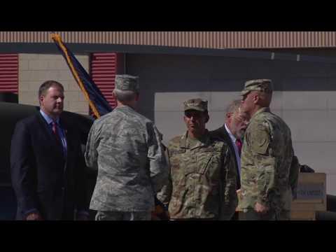 Brig. Gen. David Mikolaities assumes duties as the Adjutant General of the N. H. National Guard