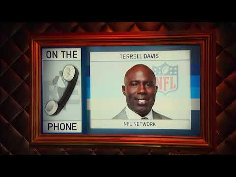 Hall of Fame RB Terrell Davis Says Saquon Barkley Is a Top 5 Draft Pick | The Rich Eisen Show