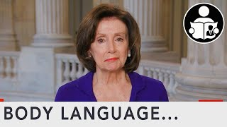 Body Language: Nancy Pelosi, watch out for claws