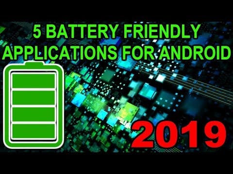 TOP 5 Alternative Applications For The Best Battery Life Performance On Android 2019