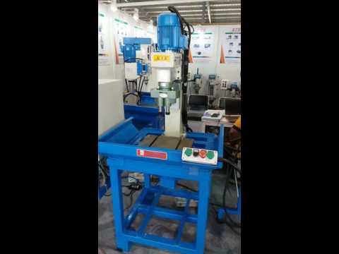 Numeric Controlled Guide Way Drive Twin Spindle Drilling Machine  Model: NCL 16 + 2FMDH