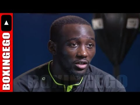"""TERENCE CRAWFORD WARNS JEFF HORN """"I'MA SHOW HORN WHY MANNY PACQUIAO TEAM CHOSE 2 FIGHT HIM & NOT ME"""""""