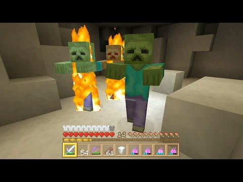 Minecraft Xbox - The Forgotten Vale - Into Darkness - {7}