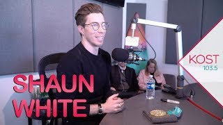 Shaun White Talks Winning Gold At This Year's Winter Olympics, His Accident, Air + Style And More!