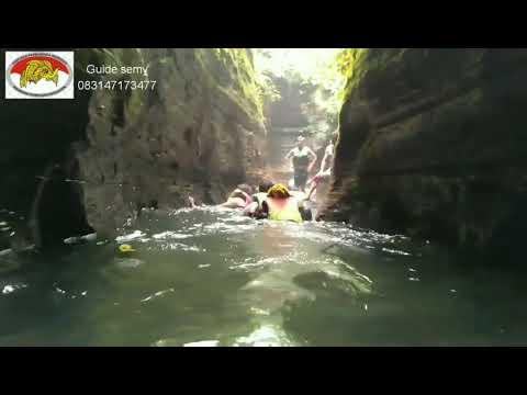 Explore Indonesia CURUG PUTRI CARITA tour Guide semy