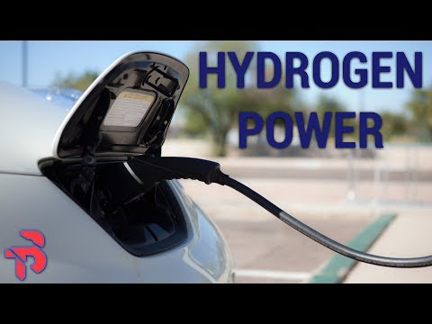 We May Soon Have Hydrogen Powered Vehicles