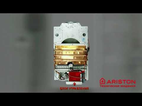 Колонки Ariston Fast Evo  Термостатическая модуляция