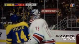 Sverige mot Ryssland 1a perioden