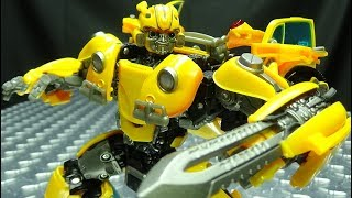 MPM-7 Masterpiece Movie BUMBLEBEE EmGo&#39s Transformers Reviews N&#39 Stuff