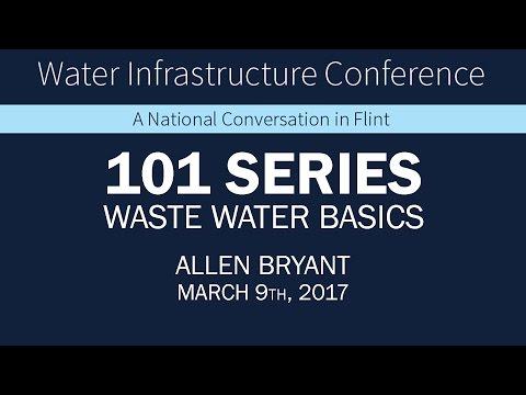 WIC 2017 - 101 Series - Waste Water Basics