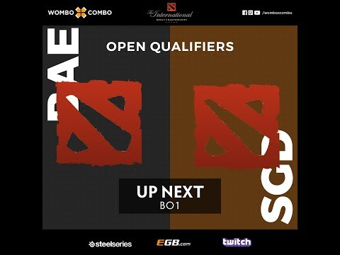 Battle Arena Elites vs SG Dragons vod
