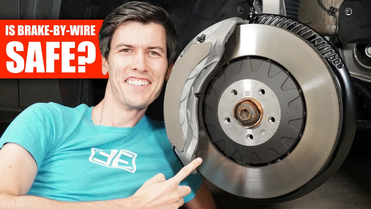 How Does Brake-By-Wire Work? Plus: Audi e-Tron Sportback Review!