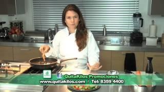 quitakilos teppanyaki de pollo