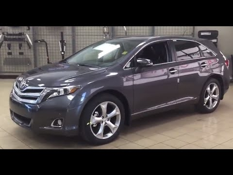 Latest Venza 2016 >> 2016 Toyota Venza Limited Review Youtube