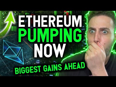 ETHEREUM PUMPING NOW!! Biggest gains ahead as bull market resumes | DeFi NFT & Crypto News