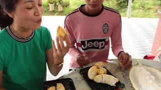 Phong cách ăn sầu riêng của hai miền khác nhau như thế nào