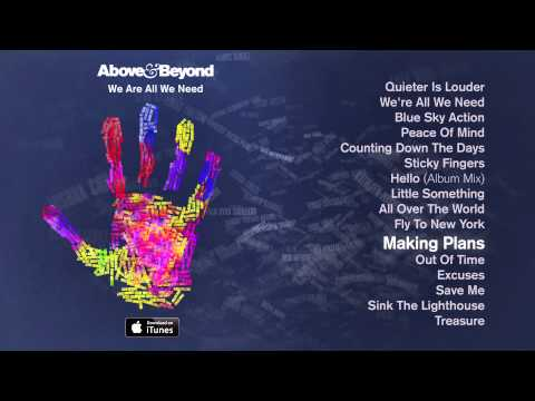 Above & Beyond - Making Plans