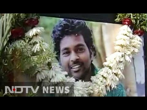 In Rohith Vemula's suicide note, a scratched paragraph raises questions
