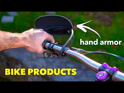 Mountain bike products you won't find in bike shops!