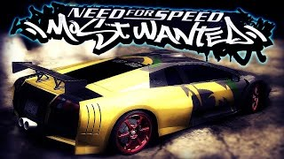 Need For Speed Most Wanted - Tunăm un Lamborghini Murciélago