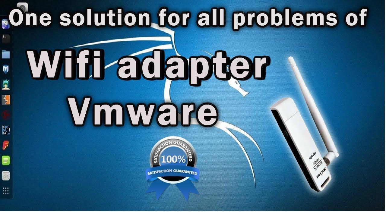 Kali Linux WIreless/Wifi Adapter (Not Detecting) In Vmware Problem Fix!!    Enable Wlan0 2018