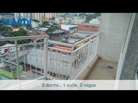 Apartamento - Vila Valparaíso - Santo André - SP - Ref: 494733
