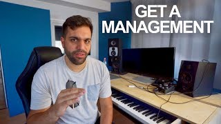 How to Get a Music Manager