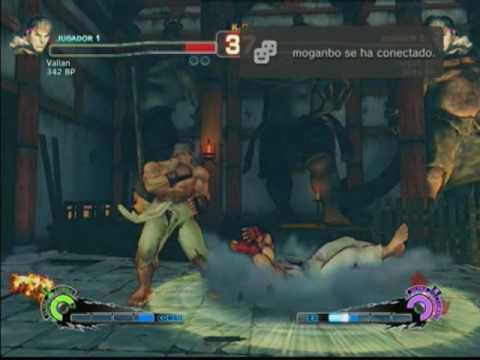 Super Street Fighter 4-Valian(Ryu)-Quinto combate