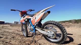 Мотоцикл CRF 250 mp4