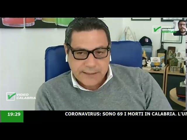 InfoStudio il telegiornale della Calabria notizie e approfondimenti - 15 Aprile 2020 ore 19.15
