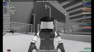 Roblox SCP Site 61 SCP-106 broke out of Gate A