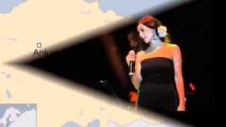 Mutlu Kaya Woman TV talent show contestant shot in head! Turkey TV talent show contestant shot