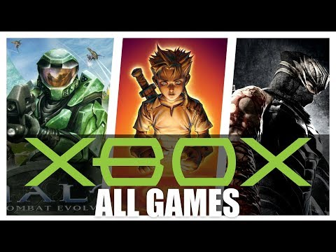 All Xbox Games