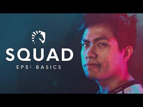 Liquid LoL | SQUAD: S2 EP5 - Basics (TL vs CLG & GGS)