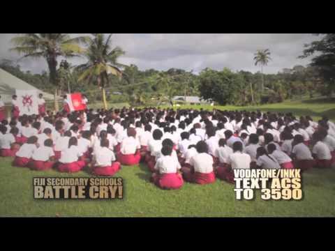 Battle Cry - Adi Cakobau School
