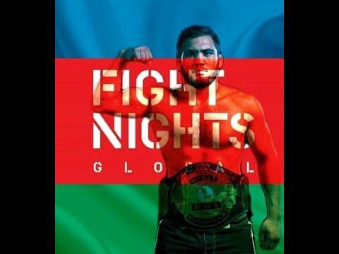 🇦🇿Азербайджанский БОЕЦ   будущий чемпион UFC   Нариман Аббасов  Чемпион FIGHT NIGHTS🇦🇿