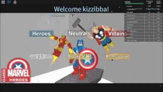 CMH reveiw: captain america | roblox