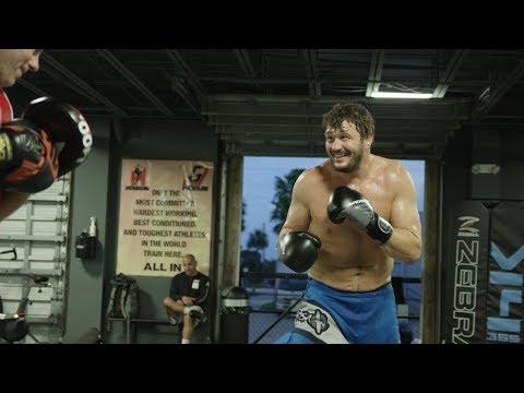 Bellator 207: Sitdown - Matt Mitrione