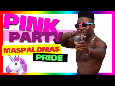 from Gianni gay pink pride party photos