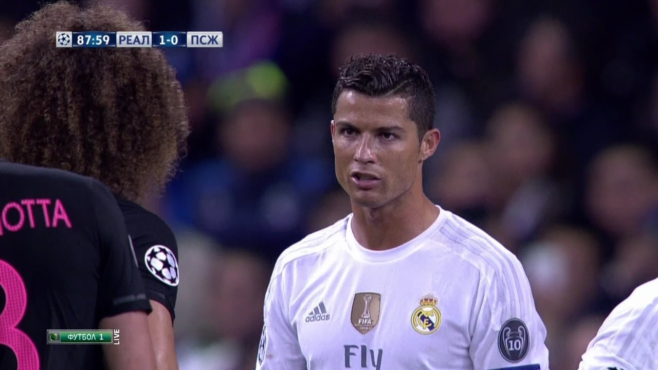 Real Madrid Vs Psg English Commentary