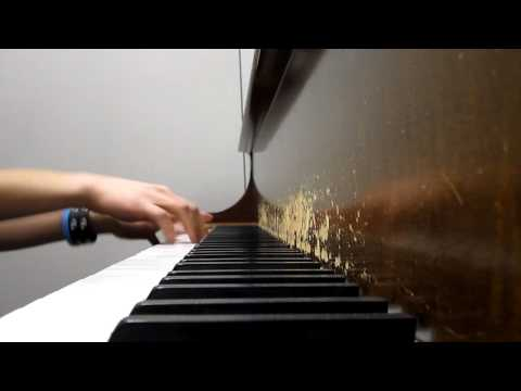 BarlowGirl - Never Alone (HD piano cover)