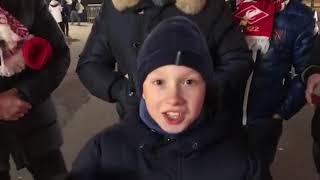 Русские шумят в Стокгольме. Атмосфера перед матчем Швеция - Россия