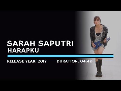 Sarah Saputri - Harapku (Lyric)