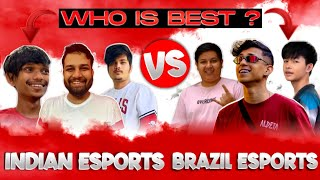 INDIAN ESPORTS VS BRAZIL ESPORTS [ Worst game.tv ] @SKYLORD