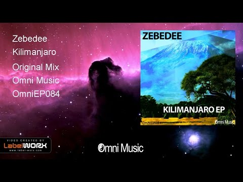 Zebedee - Kilimanjaro (Original Mix)