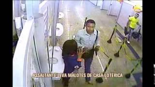Homem armado leva malote de dinheiro de casa lotérica no Centro de BH