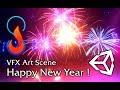 VFX Art Scene - Happy New Year!