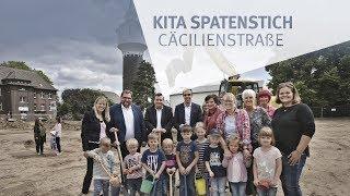 Neue städtische Kita an der Cäcilienstraße in Hüls (am 11.07.2019 um 10:01)
