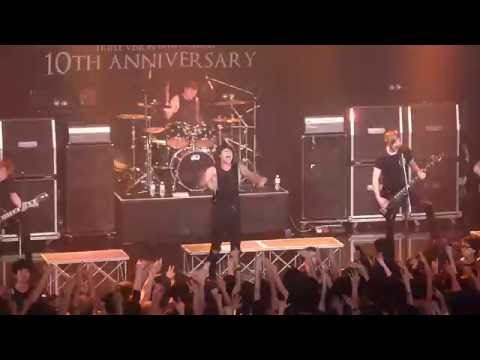 Blessthefall  in Tokyo20160605  『To Hell & Back』
