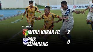 [Pekan 28] Cuplikan Pertandingan Mitra Kukar FC vs PSIS Semarang, 28 Oktober 2018